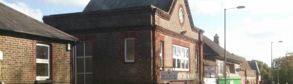 Floor Plan Amp Details Warlingham Church Hall